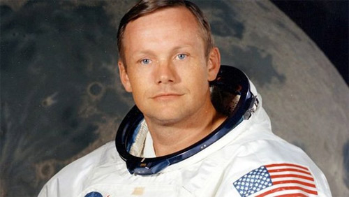 Neil Armstrong, 1st man on the moon, dies at 82