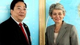 Vietnam attends 192nd Session of UNESCO Executive Board