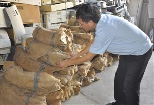 Haiphong police seize two tonnes of illegal ivory