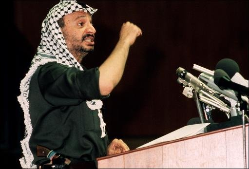 Radiation experts confirm polonium on Arafat clothing
