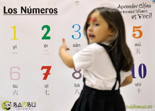 In Spain, even toddlers learn Chinese for job hopes