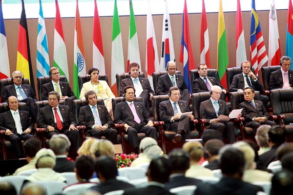 Prime Minister Nguyen Tan Dung attended ASEM 9 in Laos last year.