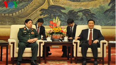 Defence Minister's China visit fosters ties