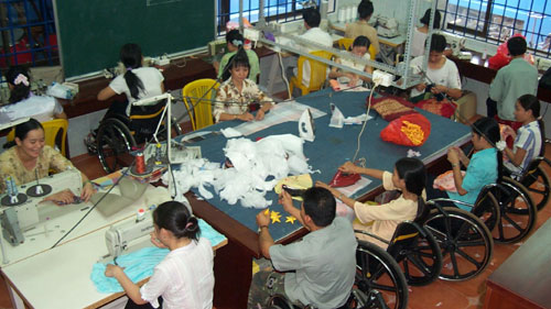 Asia-Pacific conference on the disabled to open in Hanoi