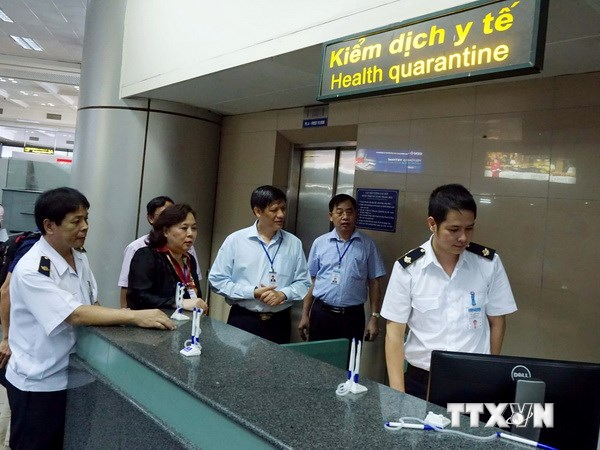 Ho Chi Minh City intensifies Ebola prevention efforts