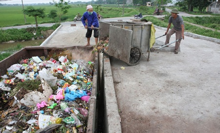 Waste treatment plant opens in capital