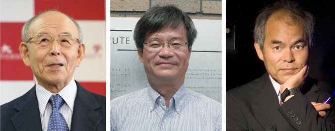 1 American and 2 Japanese physicists share Nobel for work on LED lights