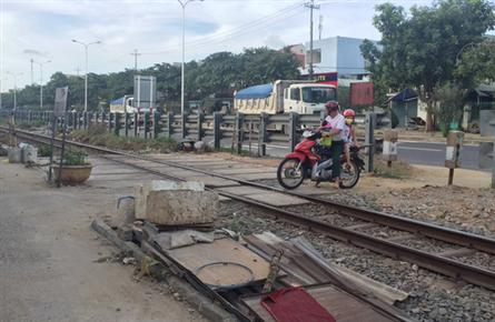 Low public awareness blamed for railway traffic accidents