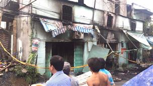 Two killed, four injured in HCM City house fire
