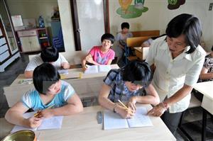 Vietnamese disabled students struggle to access education