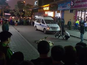 Newborn baby falls to death in Hanoi building