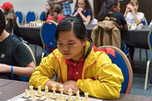 Vietnamese teenager wins at World Youth Chess Champs 2018