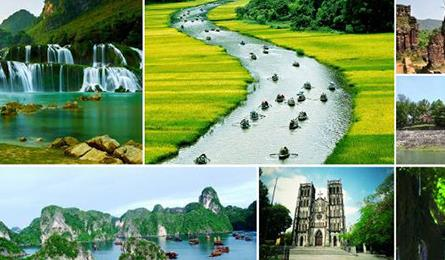 VN named among world's top 10 favorite countries to visit
