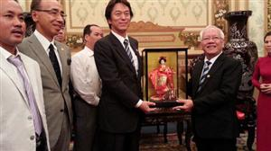 Sumitomo Corporation wants to invest in HCM City