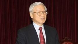 Party leader's visit to boost Vietnam-Russia ties