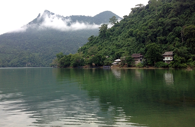Ba Be National Park prioritized in Bac Kan's tourism development