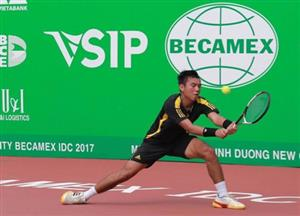 Vietnamese player finishes second at F2 tennis tourney