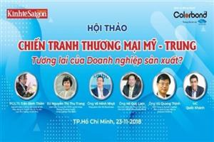 Conference on China-US trade war to take place in HCM City
