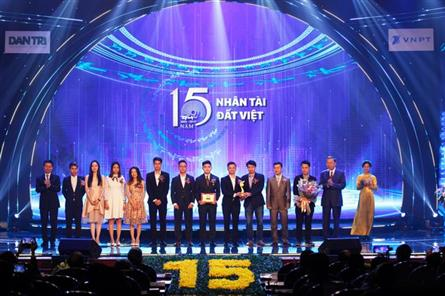 The power of digital transformation featured at Vietnamese Talent Awards 2019