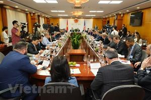 Vietnam, US look to expand trade, investment cooperation