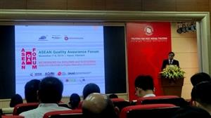 ASEAN higher educational institutions discusses quality assurance