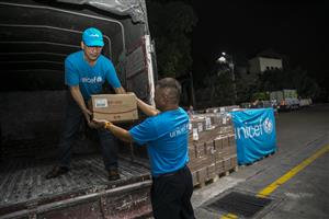 UNICEF to give therapeutic food to Vietnamese children