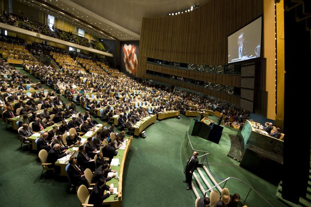 World experts urge UN to take up mental health