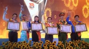 HCM City's outstanding young citizens honoured