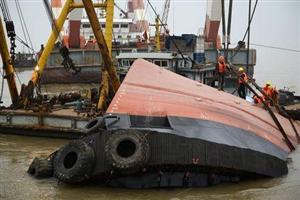 Foreigners among 22 missing after boat sinks in China