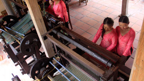 Hoi An to host Vietnam-Asia silk festival