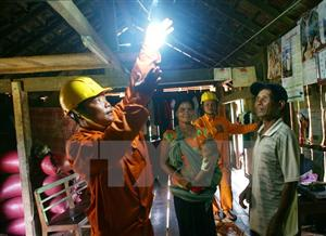 HCM City: 1.35 billion kWh of electricity saved