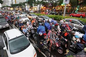 Danang to limit private vehicles in city centre