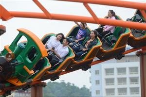 Ha Long home to Southeast Asia's biggest theme park