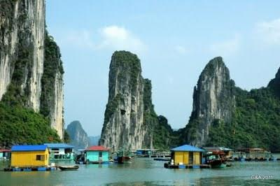 Cua Van among most beautiful villages around the world