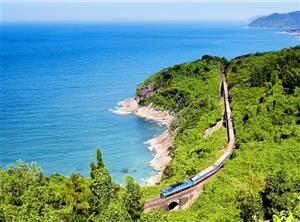Two train trips among Top 10 journeys in Asia