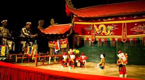 Hue to open puppet and traditional art theater this year