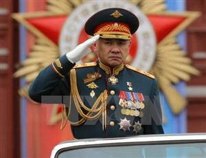 Russian Defence Minister pays official visit to Vietnam
