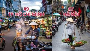 Hanoi, HCMC among cheapest cities in Southeast Asia
