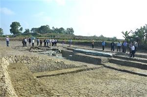 Archaeologists suggest restoring canal surrounding ancient citadel