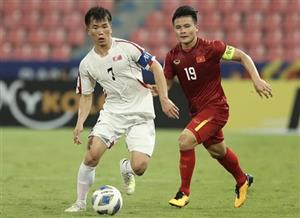 Vietnam lose to DPRK, out of AFC U23 Championship