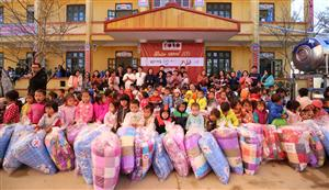 Winter Appeal brings foods and warm clothes to remote mountainous community