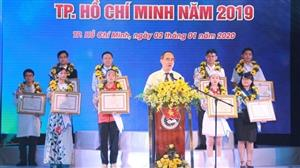 Ho Chi Minh City honours outstanding young citizens