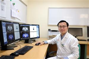 Young doctor pursues nuclear medicine to improve cancer treatment