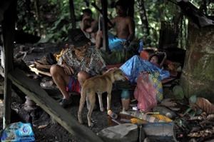 Malaysia's once-nomadic Penan caught between two worlds