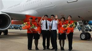 Jetstar Pacific opens two new domestic air routes