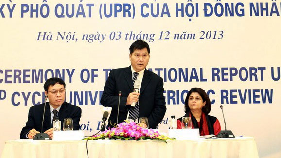 UN supports Vietnam's human rights promotion