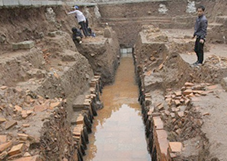 New discoveries made at Thang Long Citadel announced