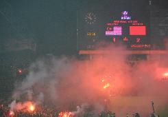 Malaysian football fans in court over Suzuki Cup violence