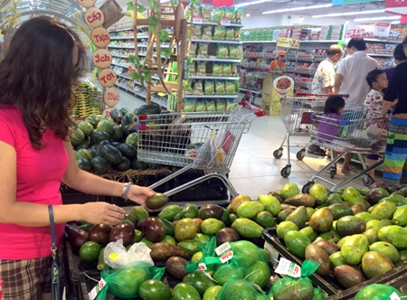 Vietnam consumer prices rise 0.05% this year