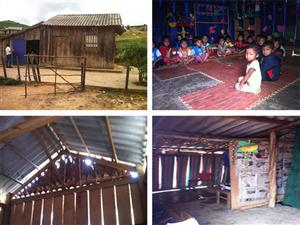 DTiNews helps to build classrooms in Quang Binh